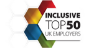 Inclusive Top 50 Like Employers Award