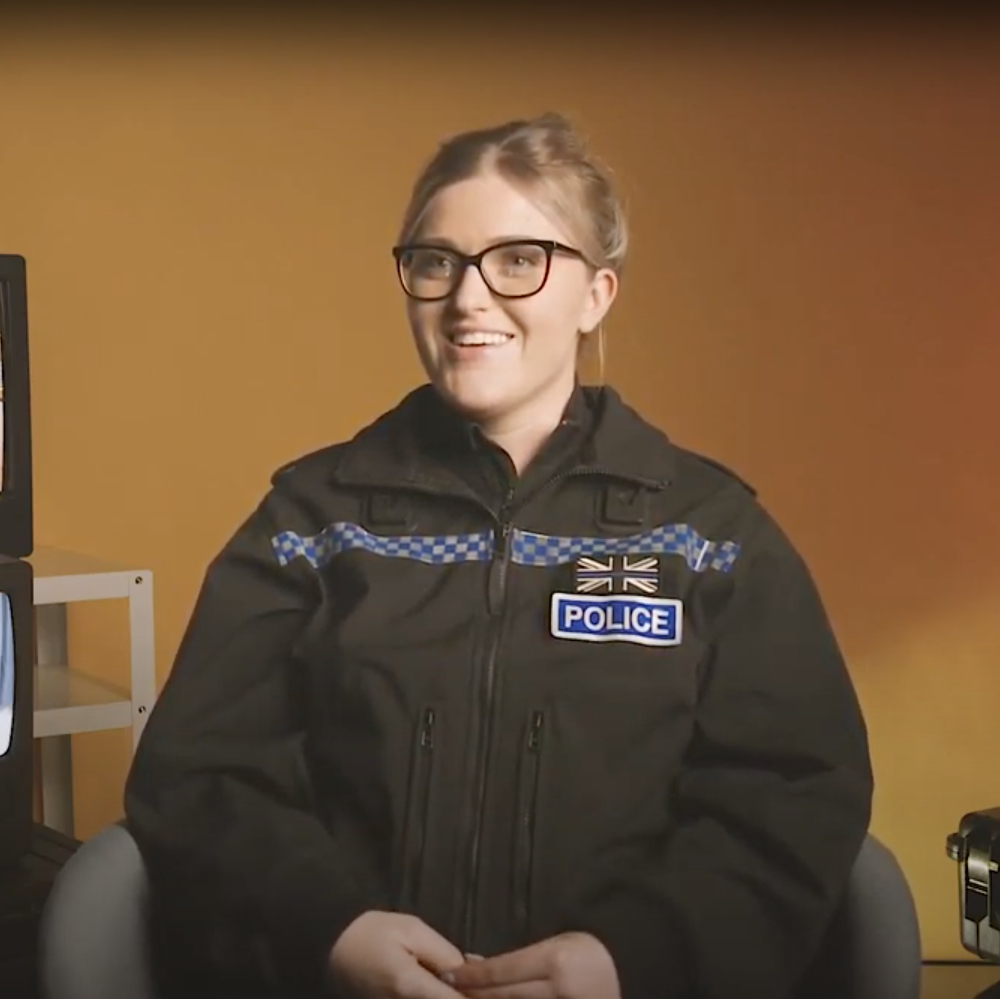 Thinking about becoming a Police Officer?
