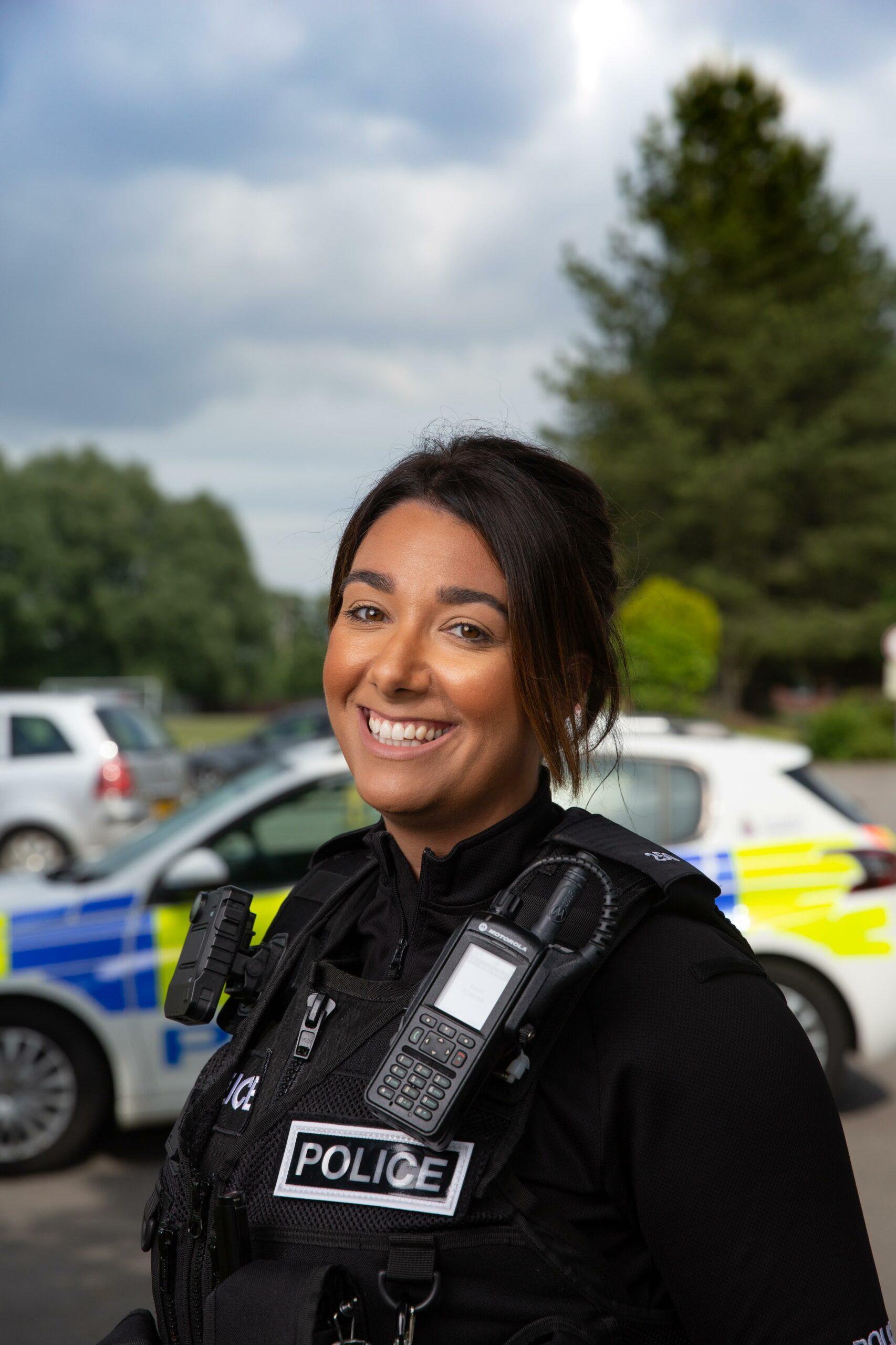 Police Constable Yasmin Mogra