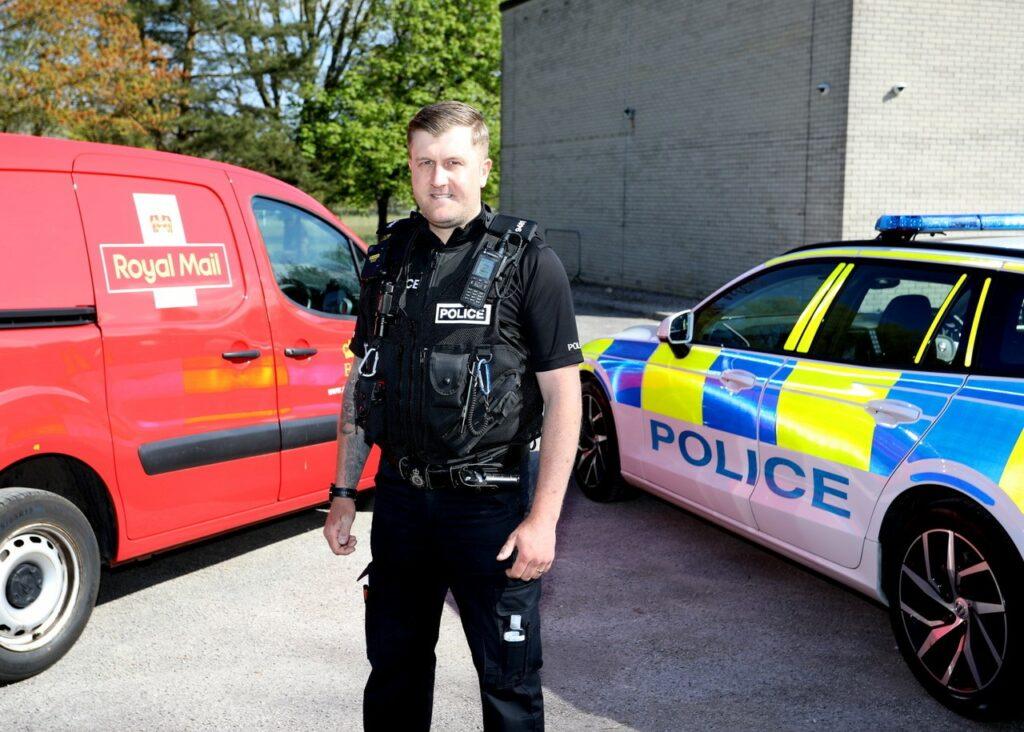 Special Constable Gareth